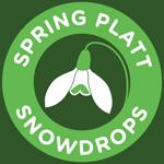 Spring Platt Snowdrops Logo